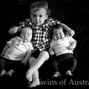 Fraternal Twins – Mason & Ethan