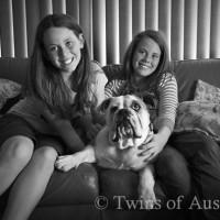 Ruby & Scarlett – Identical Twins
